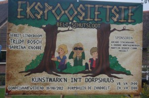 Kunstwark'n in't dorpshuus